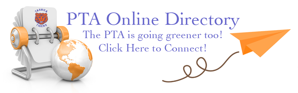 NEW Online PTA Membership Directory – $12 Sign Up Now!