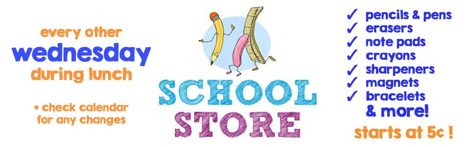 Tashua School Store