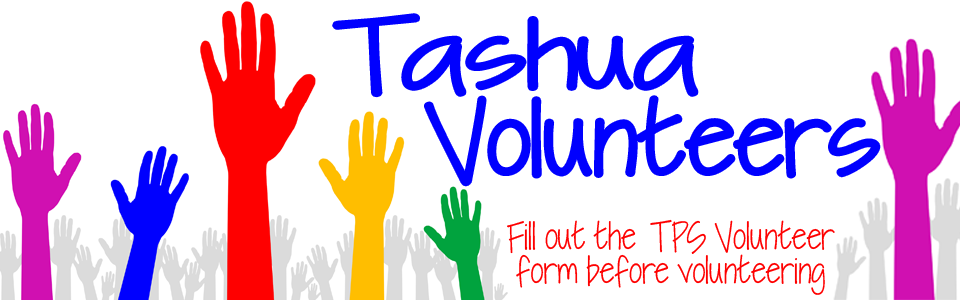 Volunteer Form Banner