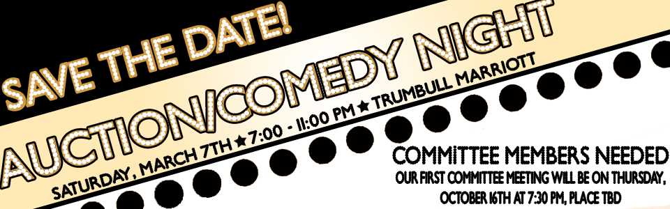 Comedy/Auction Night