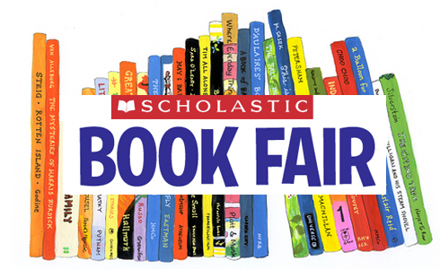 Buy-One-Get-One Scholastic Book Fair – April 7th & 8th