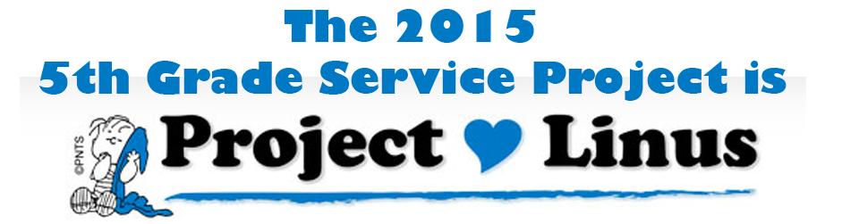 5th Grade Service Project
