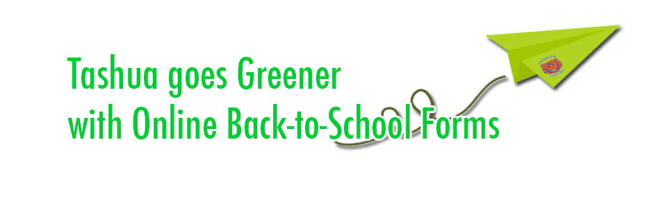 2015-2016 Back-to-School Forms