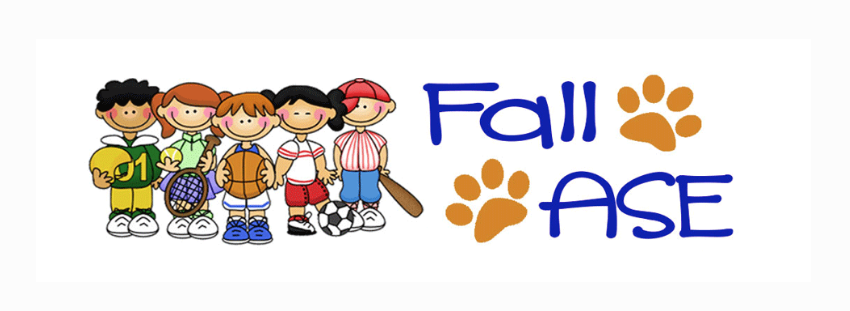 Fall ASE Registration 2018
