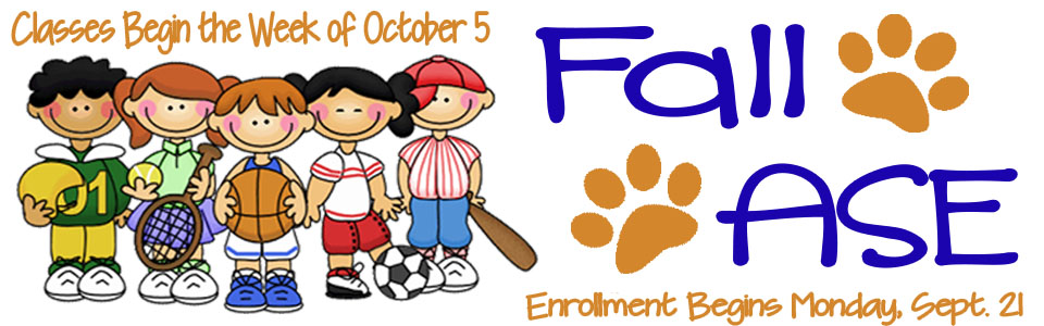 Fall ASE 2015 Courses and Registration – Enrollment has been extended until Tuesday Sept 29