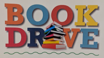 Book Drive March 11- March 15
