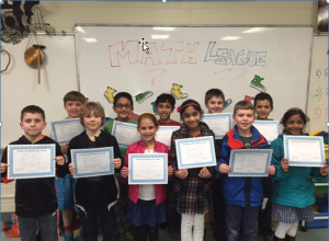 Academic Enrichment Committee Presents: Math League and Invention Convention