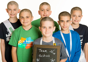 St. Baldricks – Team Tashua — May2016