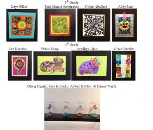 Art Room ~ Mrs. Grabinski ~ June2017