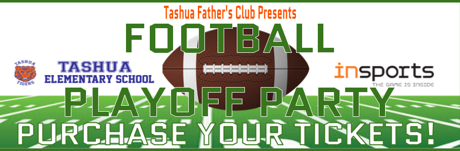 Father's Club Football Playoff Party