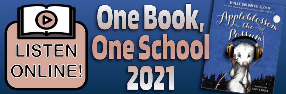 One Book, One School 2021
